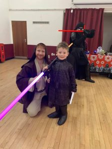 Star Wars Party Nottingham