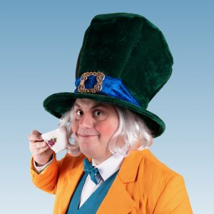 Mad Hatter Party Entertainer