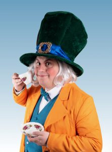 Mad Hatter For Hire