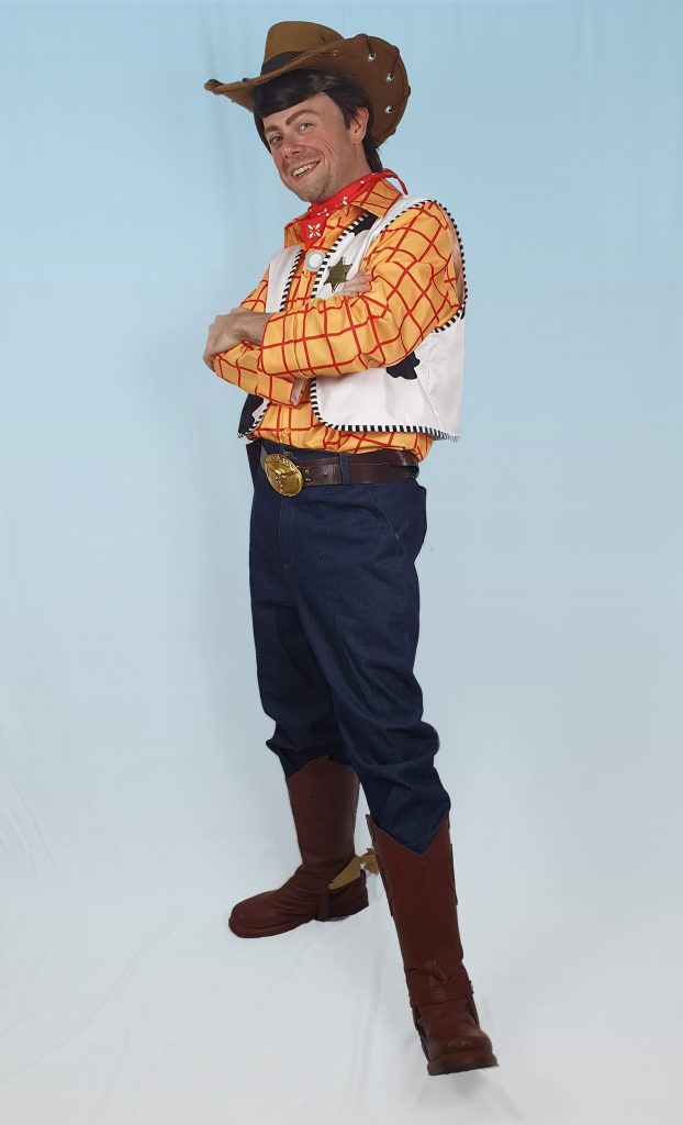 Woody Children's Entertainer