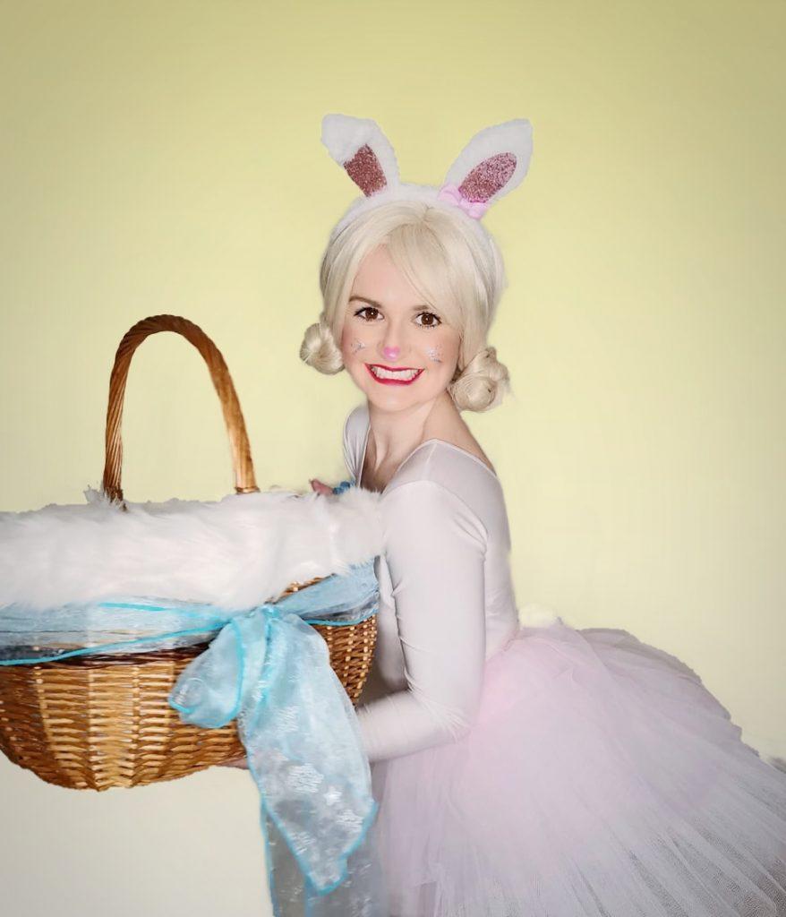 PomPom the Bunny