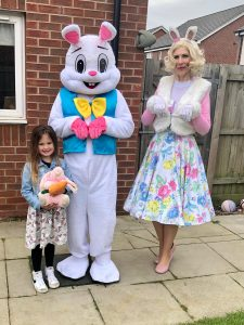 Easter Bunny Visits Derby