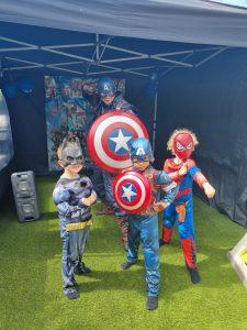 Captain America Nottingham