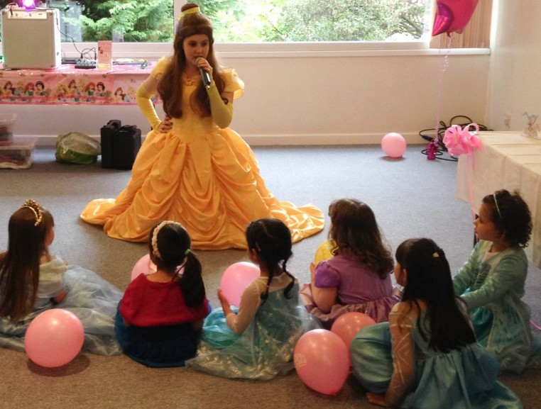 Beauty and the Beast Parties Nottingham