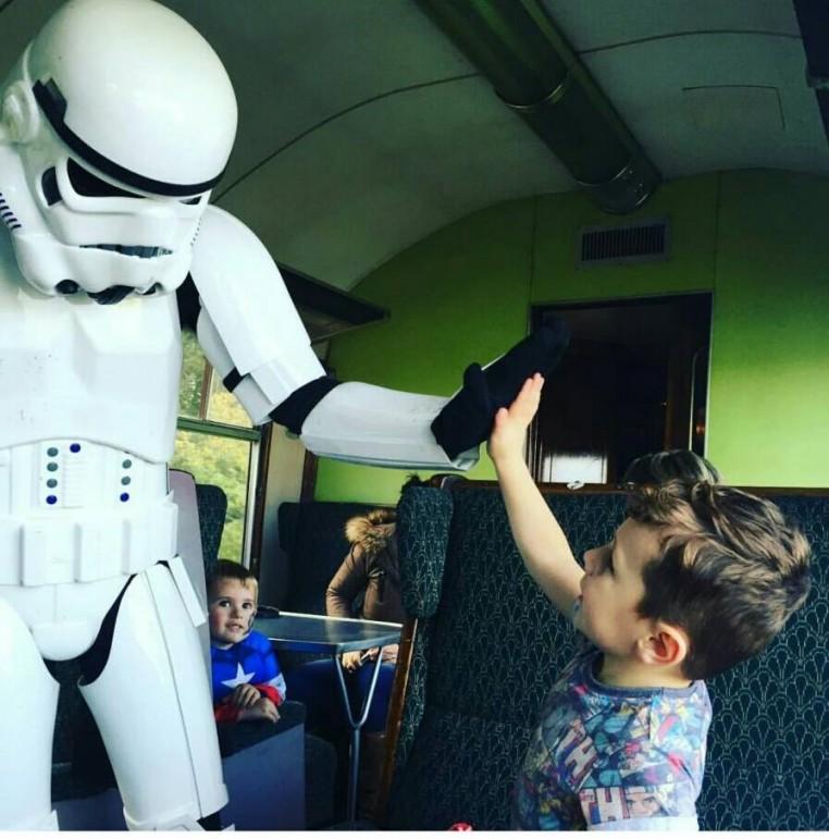 Star wars parties | Storm Trooper Hire