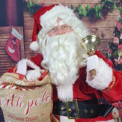 Santa Visits Nottingham