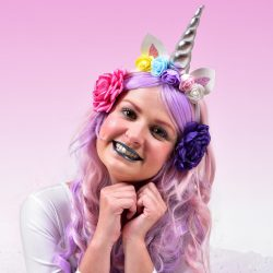 Unicorn Party Entertainer