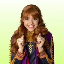 Anna Frozen 2 Character hire