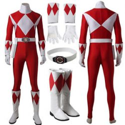 Red Ranger Entertainer | Power Rangers