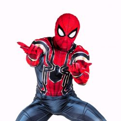 Spider Man Party Entertainer